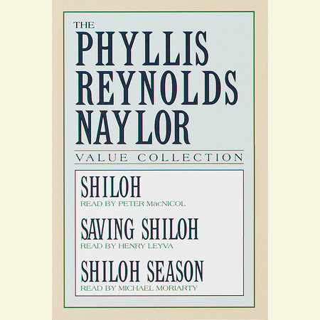 Phyllis Reynolds Naylor Value Collection by