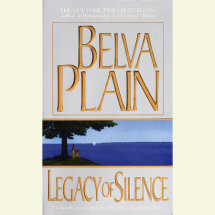 Legacy of Silence Cover