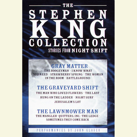 Stephen King Value Collection by