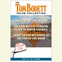 The Tom Bodett Value Collection Cover