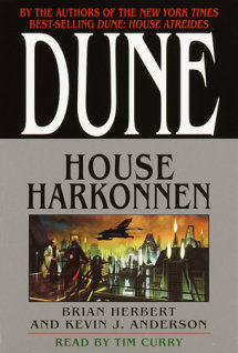 Dune: House Harkonnen Cover