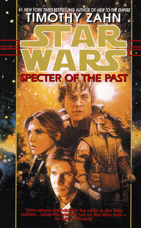 Specter of the Past: Star Wars (The Hand of Thrawn) by