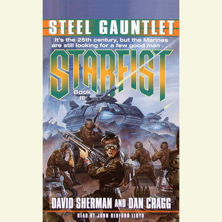 Steel Gauntlet by David Sherman and Dan Cragg