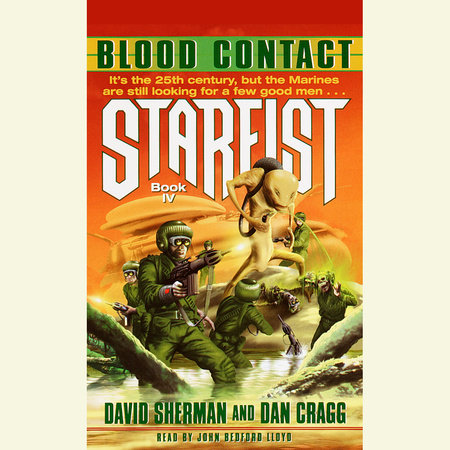Blood Contact by David Sherman and Dan Cragg