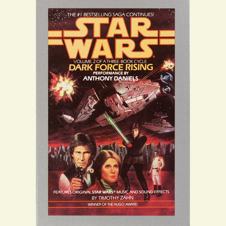 Dark Force Rising: Star Wars (The Thrawn Trilogy) by