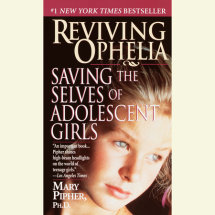 Reviving Ophelia Cover