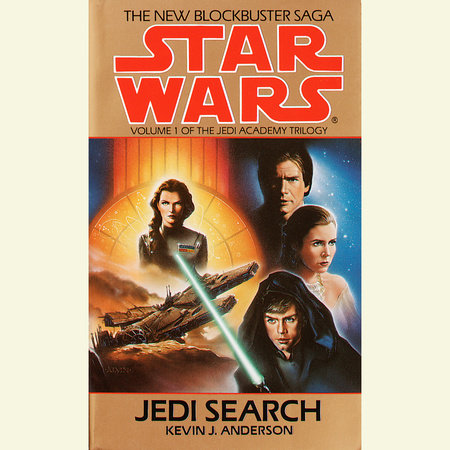 Jedi Search: Star Wars (The Jedi Academy) by