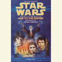 Star Wars: The Thrawn Trilogy: Heir to the Empire Cover