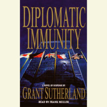 Diplomatic Immunity Cover