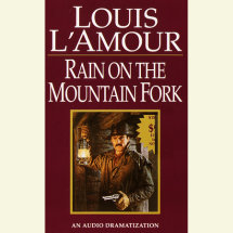 Rain on a Mountain Fork Cover