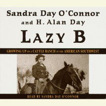 Lazy B Cover
