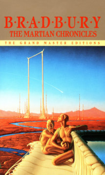 The Martian Chronicles Cover