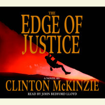 The Edge of Justice Cover