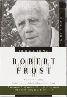 The Voice of the Poet: Robert Frost Cover
