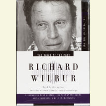 The Voice of the Poet: Richard Wilbur Cover