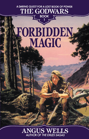 Forbidden Magic by Angus Wells
