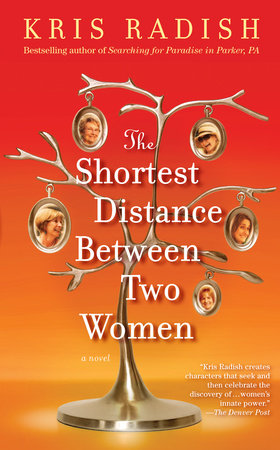 The Shortest Distance Between Two Women by
