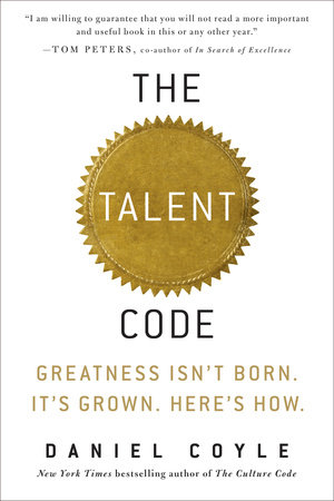 The Talent Code by