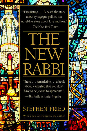 The New Rabbi by