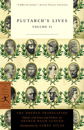 Plutarch's Lives, Volume 2 by