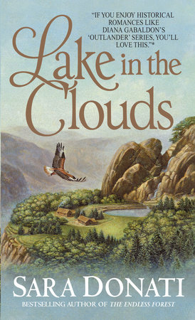 Lake in the Clouds by