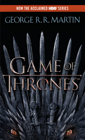 A Song of Ice and Fire: Game of Thrones book cover