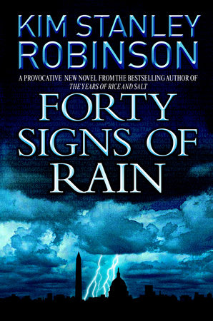 Forty Signs of Rain by