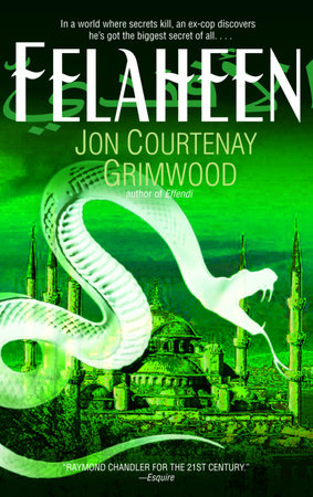 Felaheen by Jon Courtenay Grimwood