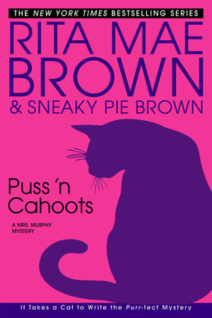 Puss 'n Cahoots book cover