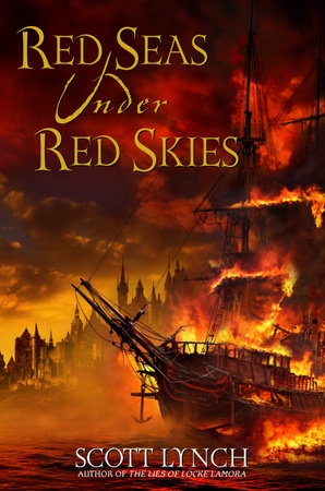 Red Seas Under Red Skies by