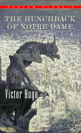 The Hunchback of Notre Dame book cover