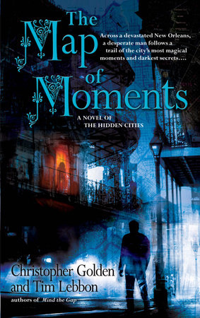 The Map of Moments by