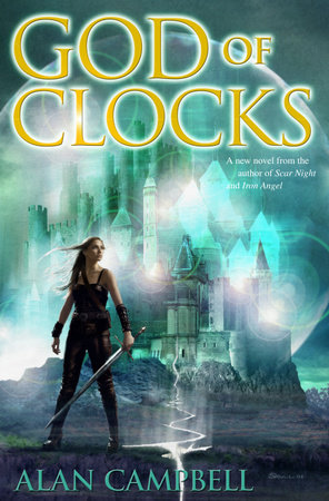 God of Clocks by Alan Campbell