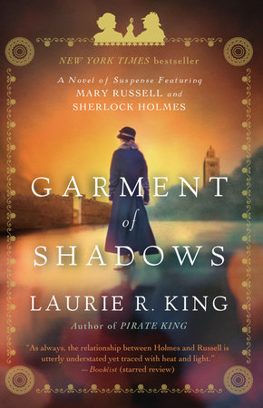 Garment of Shadows by