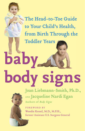 Baby Body Signs by Joan Liebmann-Smith and Jacqueline Egan