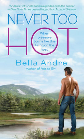 Never Too Hot by Bella Andre