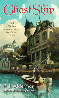 Ghost Ship by P. J. Alderman