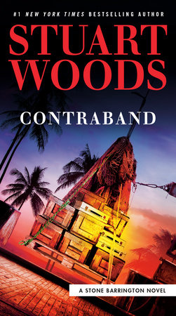 Contraband book cover