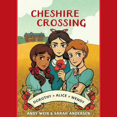 Cheshire Crossing book cover