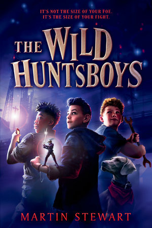 The Wild Huntsboys