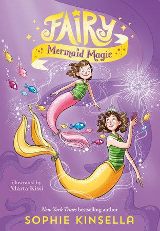 Fairy Mom and Me #4: Fairy Mermaid Magic book cover