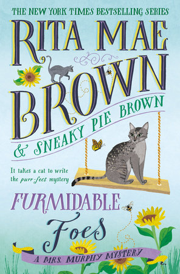Furmidable Foes book cover