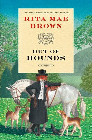 Out of Hounds book cover