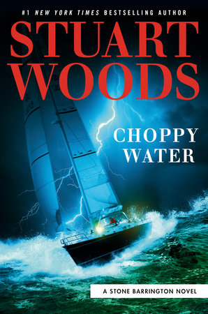 Choppy Water book cover