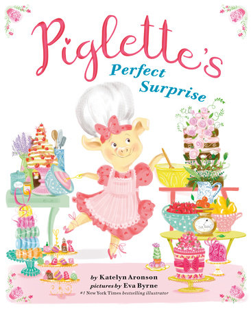 Piglette's Perfect Surprise