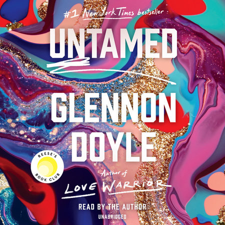 Untamed book cover
