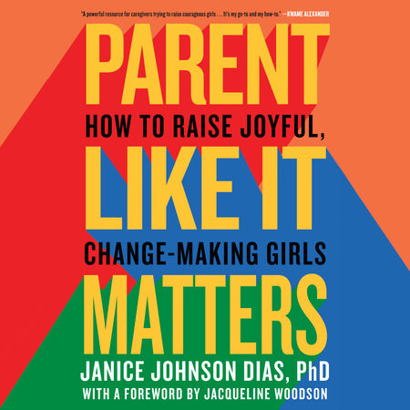 Parent Like It Matters book cover