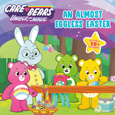 An Almost Eggless Easter
