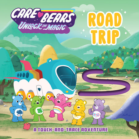 Road Trip: A Touch-and-Trace Adventure