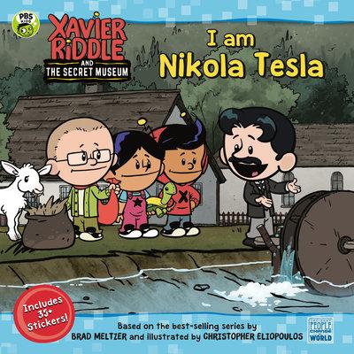 I Am Nikola Tesla
